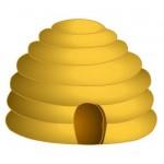 beehive LDS Clip Art