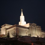 View larger picture of Bountiful Temple at Night 3