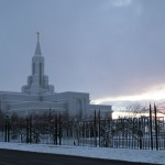 View larger picture of Bountiful Temple Sunset 2