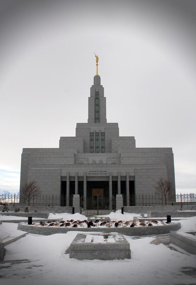 lds temples clip art