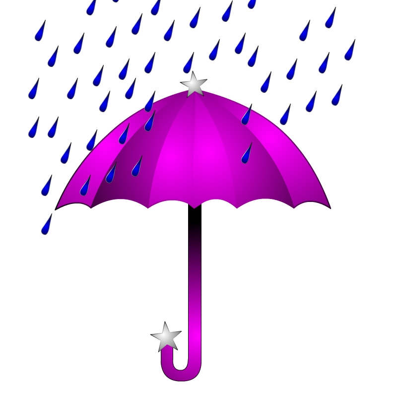 clipart of rain. General Clip Art