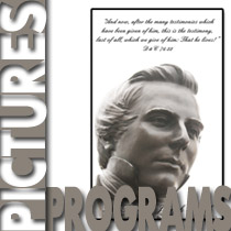 LDS Pictures Program Covers